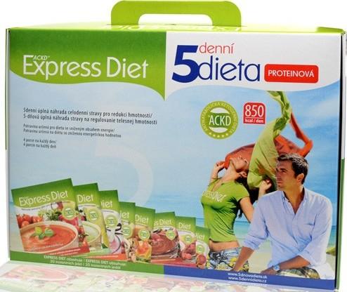 5 express dieta