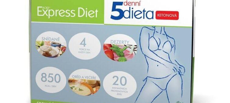 Good nature ketonová dieta na 5 dní