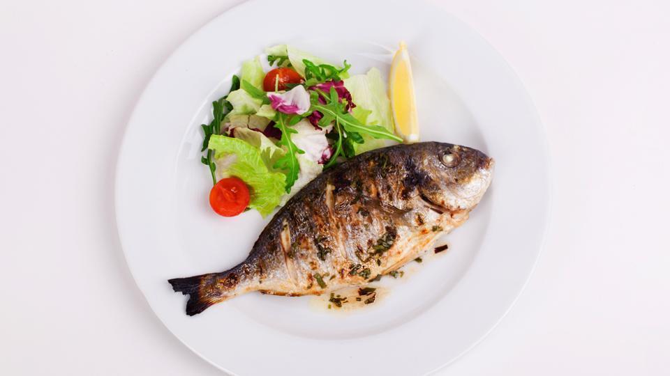 dietní recept ryba