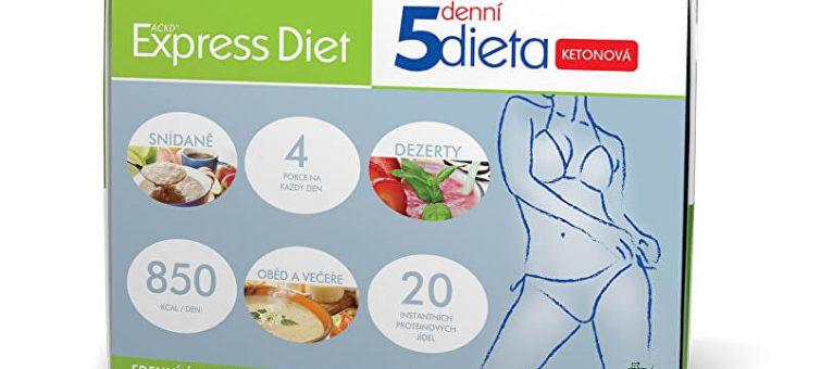 Express Diet 20x55g 5denní proteinová dieta