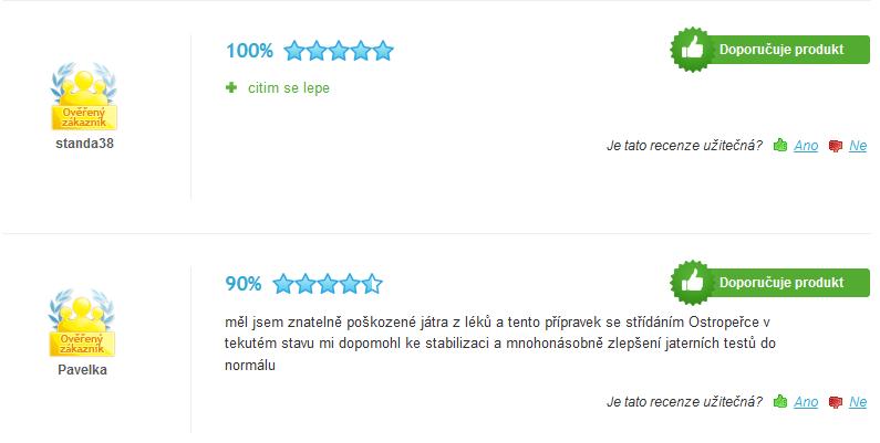liverax recenze - heureka
