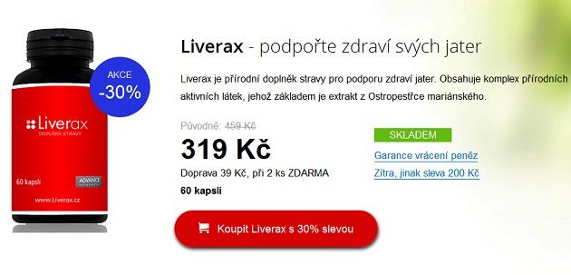 Koupit liverax za nejlepší cenu