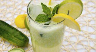 osvěžující nápoje na léto