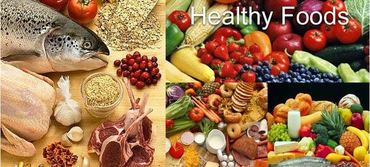 vhodné potraviny