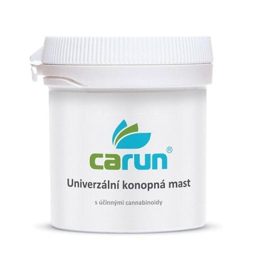 carun univerzální konopná mast