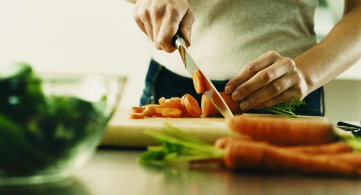 VHodné potraviny do žlučníkové diety