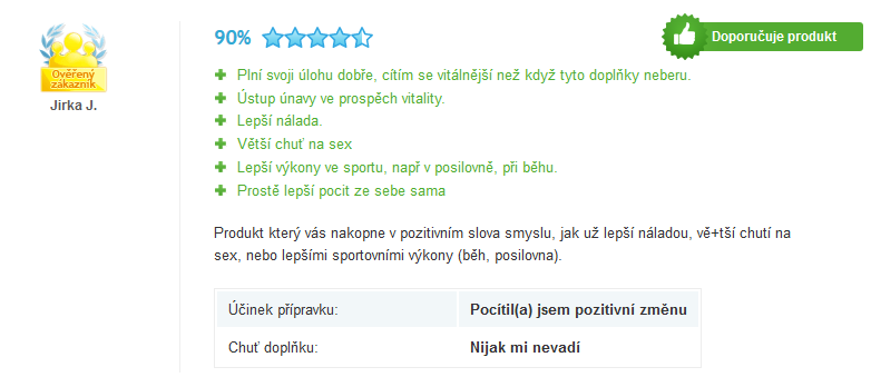 menactive zkušenosti z Heureka.cz