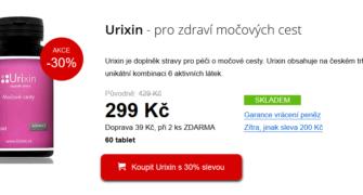 Urixin recenze
