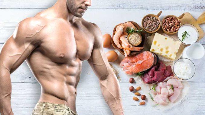proteinová dieta jídelníček a povolené potraviny