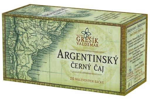 argentinský černý čaj
