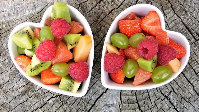 očista jater - ovoce
