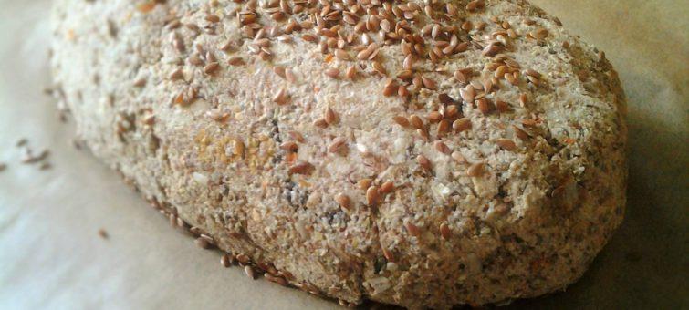 recept na proteinový chleba