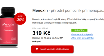 Menoxin recenze
