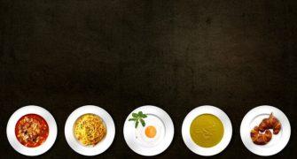 Kalorie jednotlivých potravin