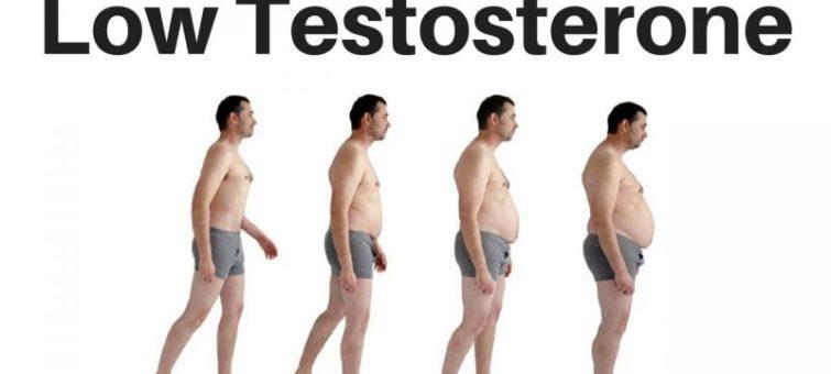 Nízký testosteron