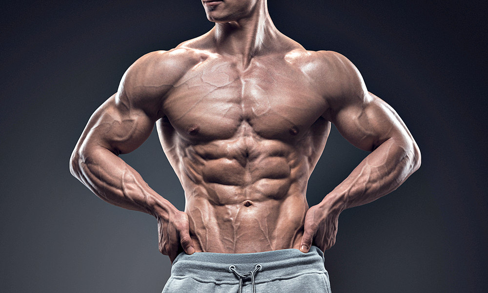 testosteron a úbytek svalů