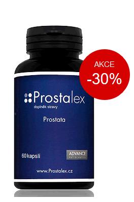 Prostalex ADVANCE doplněk stravy 60 kapslí s 30% slevou