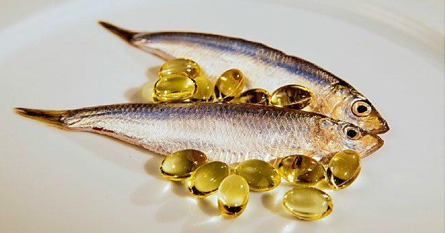 rybí olej omega 3