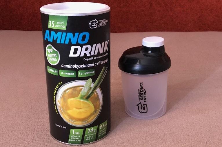 aminodrink restart energy