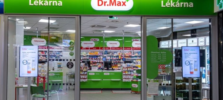 Dr Max lékarána
