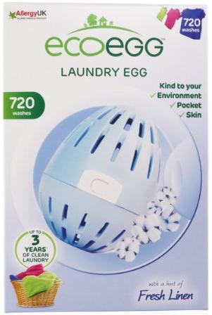 EcoEgg šetrné praní