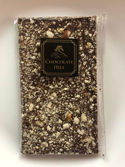 Proteinová čokoláda chocolate hill