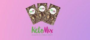 Srovnání ketomix čokolády