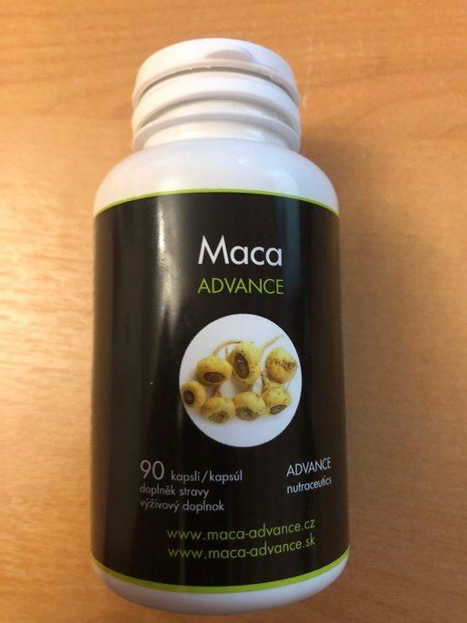 maca advance 90 kapslí