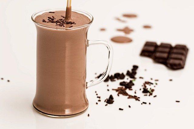 Čokoládový protein