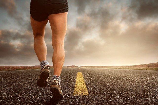 Běh a hubnutí - kolik spaluje kalorií