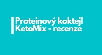 ketoMix proteinový koktejl