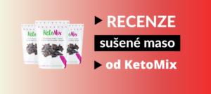 Recenze sušeného masa KetoMix