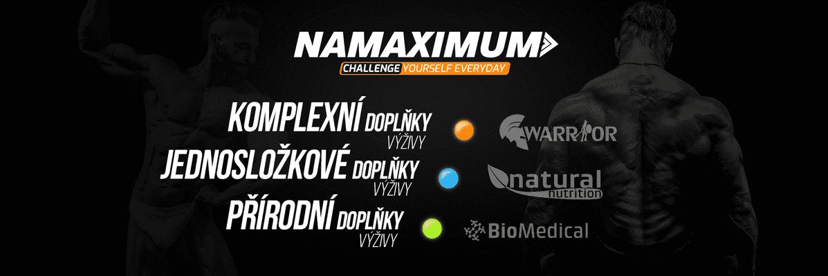 Namaximum.cz obchod