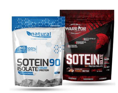 Sójový proteinový izolát