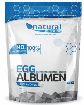 Egg Albumen sušené vaječné bílky Namaximum