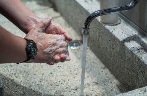 hygiena a mytí rukou
