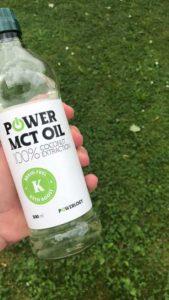 MCT olej powerlogy
