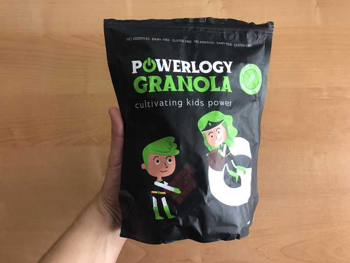 granola bez cukru