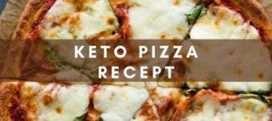Jak připravit keto pizzu