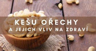 kešu ořechy zdraví