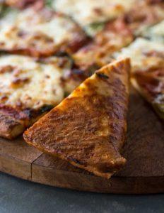 keto pizza těsto