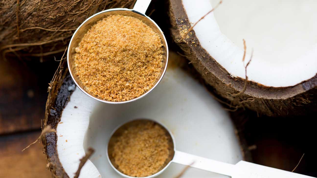 kokosový cukr