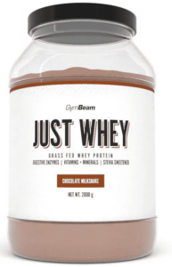 gym beam just whey protein
