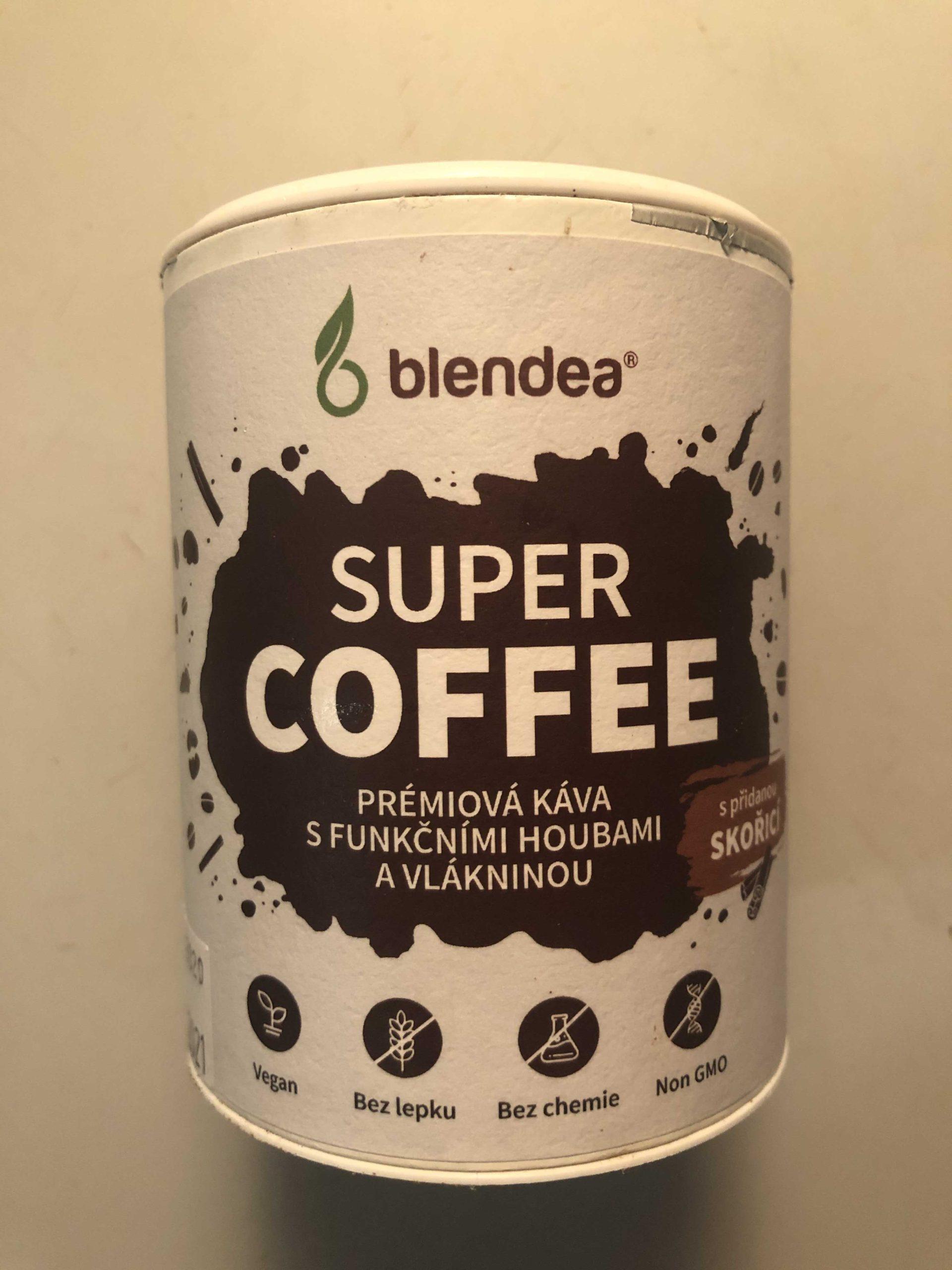 1 balení SUPERCOFFEE