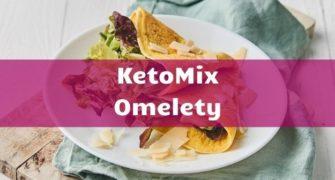 Nejlepší keto omelety