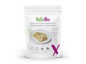 Proteinová pažitkovo-cibulová omeleta (10 porcí)