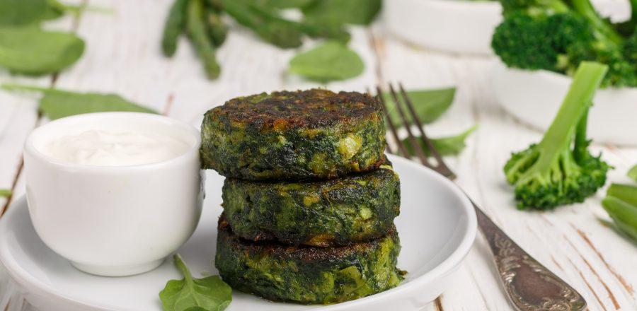 brokolicové placky ketomix