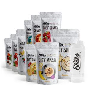 dietní balíček chia shake na 4 týdny