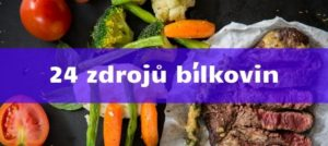 24 potravin bohatých na bílkoviny