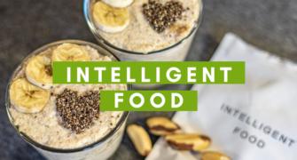 Recenze tekuté stravy Intelligent Food